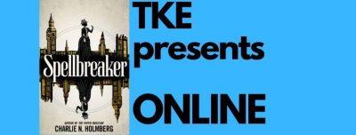 Charlie N. Holmberg   Spellbreaker- VIRTUAL
