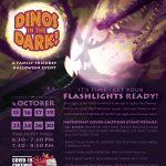 Dinos in the Dark