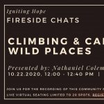 Climbing & Caring for Wild Places