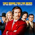 Twilight Drive-in at the Utah Olympic Park: Anchorman
