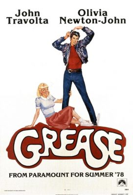 Twilight Drive-in at the Utah Olympic Park: Grease