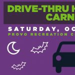 Provo Drive-Thru Halloween Carnival