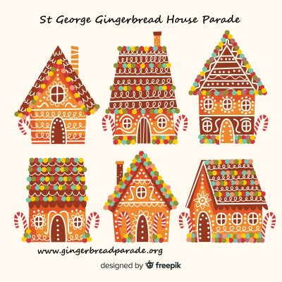 St George Gingerbread House Parade 2020