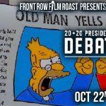 Online Roast of the Presidential Debate
