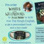 Julie Berry | Wishes and Wellingtons- VIRTUAL