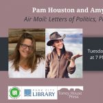 Pam Houston & Amy Irvine Reading with Park City Library