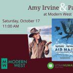 Amy Irvine & Pam Houston at Modern West Fine Art