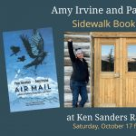 Sidewalk Signing with Pam Houston and Amy Irvine