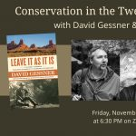 A Conversation with David Gessner and R. E. Burrillo