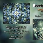 "Local Colors of Utah Art Gallery presents a new artist exhibit entitled ""Beauty in Chaos."""