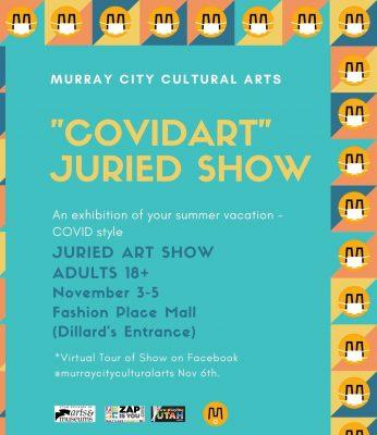 Murray City Juried Adult Art Show