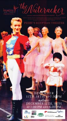 "Imagine Ballet Theatre Presents ""The Nutcracker"""