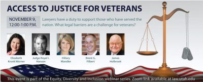 Access to Justice for Veterans