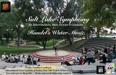 Salt Lake Symphony October Concert