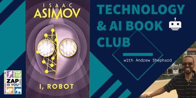 Technology & AI Book Club with Andrew Shephard- VIRTUAL