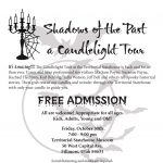 Shadows of the Past: A Candlelight Tour