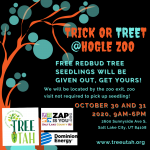 Trick or Treet - Tree Give Away