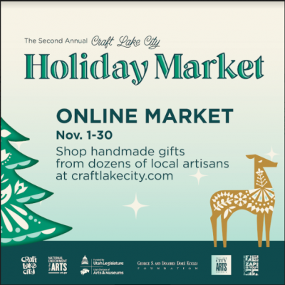 Online Second Annual Craft Lake City Holiday Marke...