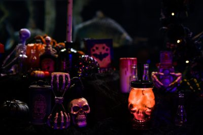 Sips Under the Sea: Halloween