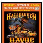 Halloween Havoc Demolition Derby 2020