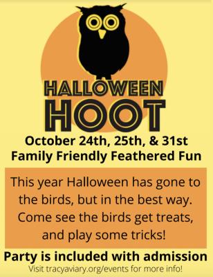 Halloween Fairs In Garland Area 2020 Halloween Hoot 2020, Tracy Aviary at Tracy Aviary, Salt Lake City