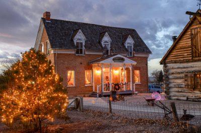 Christmas at the Homestead 2020- TENTATIVE