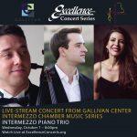 Intermezzo Piano Trio - Live-stream from Gallivan
