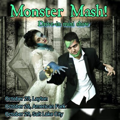 Monster Mash Drive-In Show