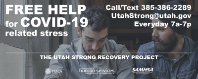 Utah Strong Recovery Project