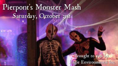 Pierpont's Monster Mash Halloween Party 2020