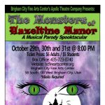 The Monsters of Hazeltine Manor