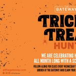 Trick or Treat Hunt at The Gateway