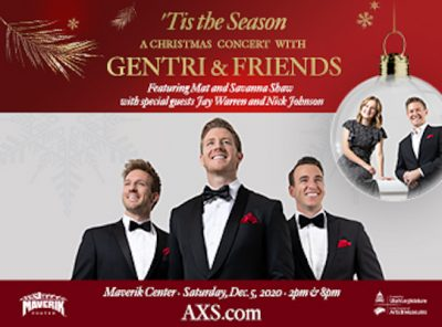 'Tis the Season - A Christmas Concert with GENTR...