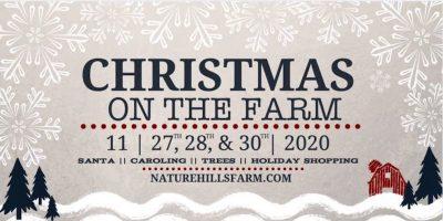 Christmas on the Farm 2020