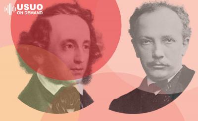 "Mendelssohn ""Scottish"" Symphony with Strauss' Metamorphosen- VIRTUAL"