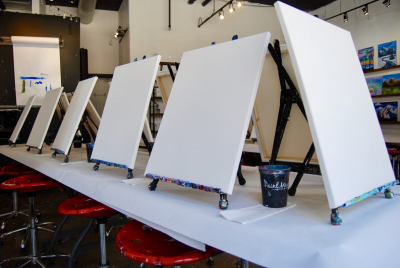 IN-PERSON Art School: Ages 9-15