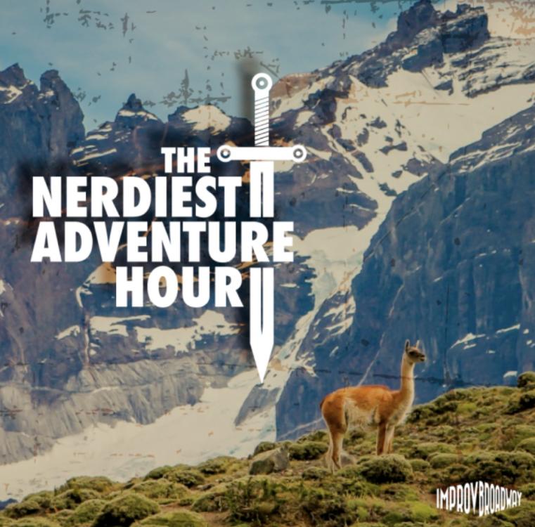 """The Nerdiest Adventure Hour"""