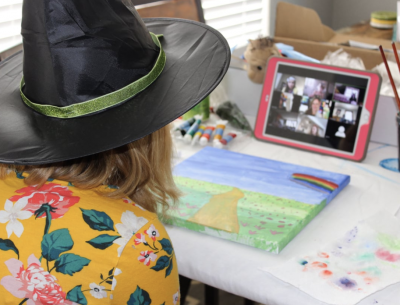 Online Art School: Ages 9-12
