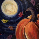Harvest Pumpkin Moon - All Ages
