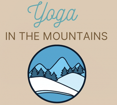 Yoga in the Mountains