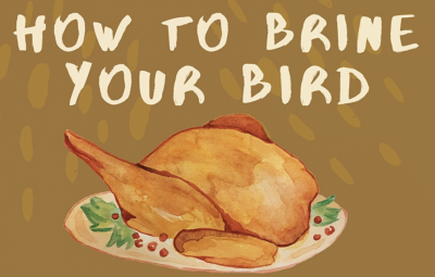 How to Brine Your Bird