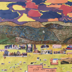 Art in Ephraim Public Library / Creating Community: Ephraim Children Responding to Landscape and Community