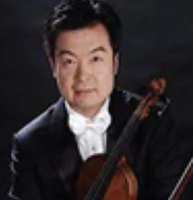 Southwest Symphony An Evening with Violin Virtuoso David Park