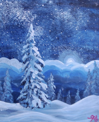 Winter Cosmos - 21+