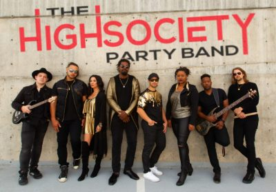 High Society Party Band .