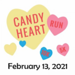 2021 Candy Heart Run - Half Marathon, 10K, 5K