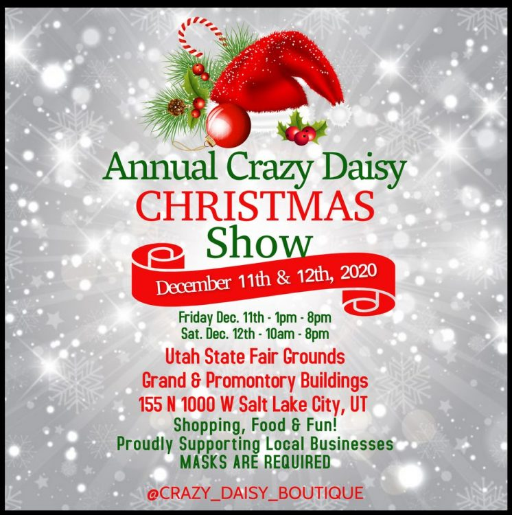 Annual Crazy Daisy Christmas Show