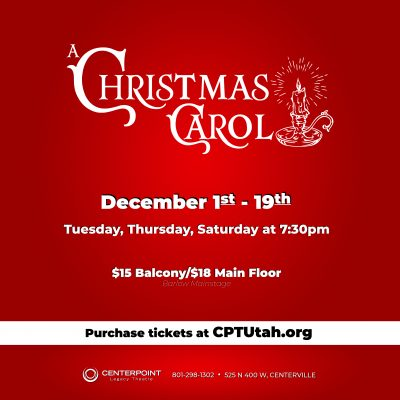 A Christmas Carol (Stage Reading)
