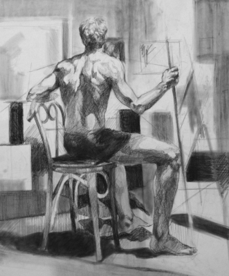 Figure Drawing for Teens and Adults (Fall Semester...
