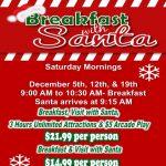 Breakfast With Santa at Boondocks!